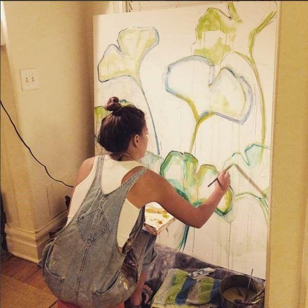 "Meet Hattie Pearson! Our ""Artistic Dignitary"""