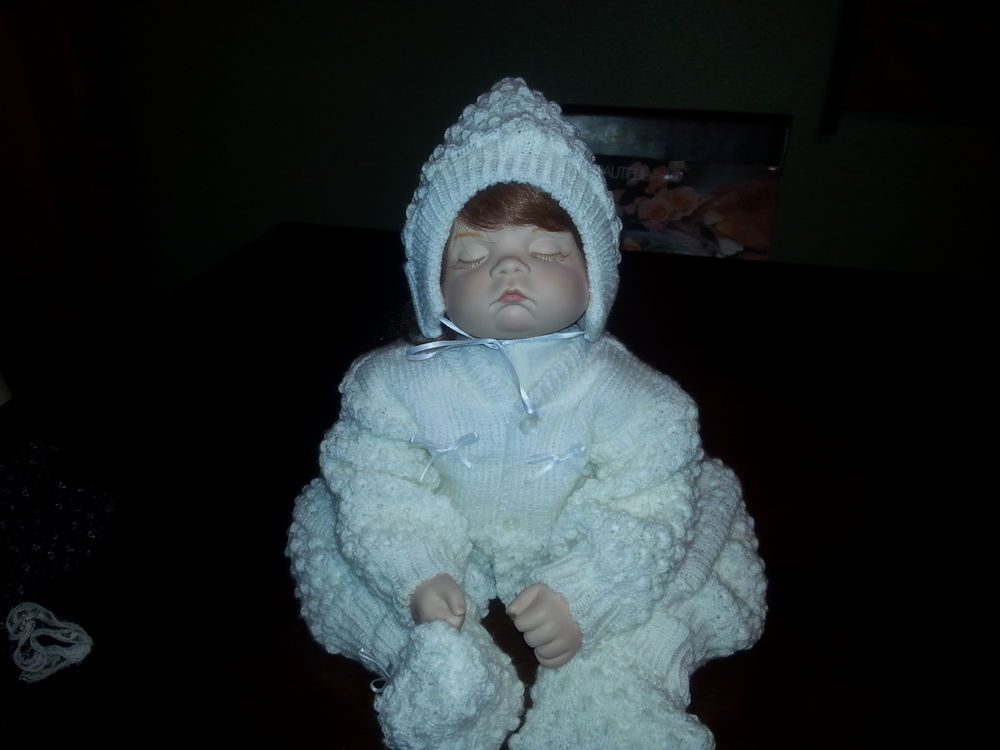 Antique Hand Made Porcelain Girl Baby Doll Handmade Apparel #Handmade #Baby #Porcelain #Luckieslea61
