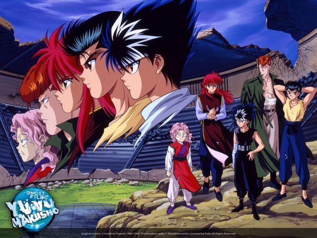 Yu Yu Hakusho Wallpaper Martial Arts Anime Anime Anime Shows