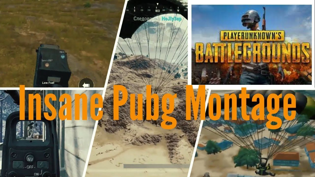 How Pubg Pros Play The Game Insane Pubg Montage Montage Video Game Companies Games