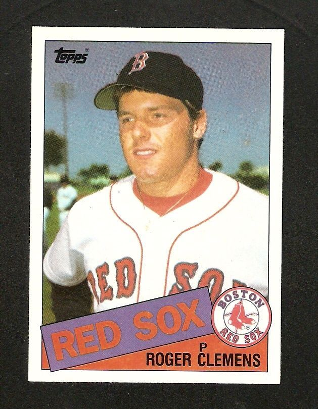 Gifts For Husband Packs Of Old Baseball Cards Old Baseball Cards Roger Clemens Baseball Trading Cards
