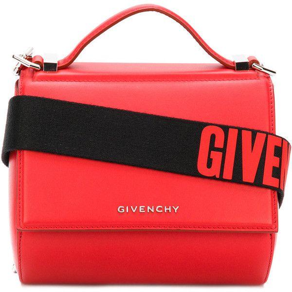 Givenchy Red Mini Pandora Box Bag ( 1 3a662f4bc7cb4