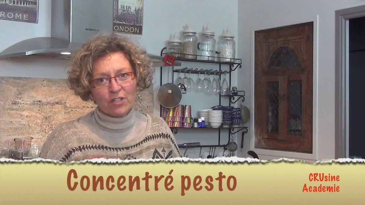 Pâte Concentrée Pesto