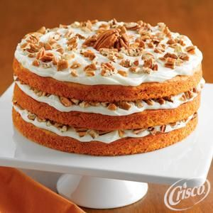 Is Crisco  Vegetable Oil Used For Baking Cakes