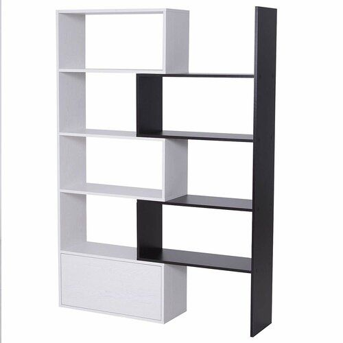 Wade Logan Annie Bookcase Shelves Storage Shelves Cube Bookcase