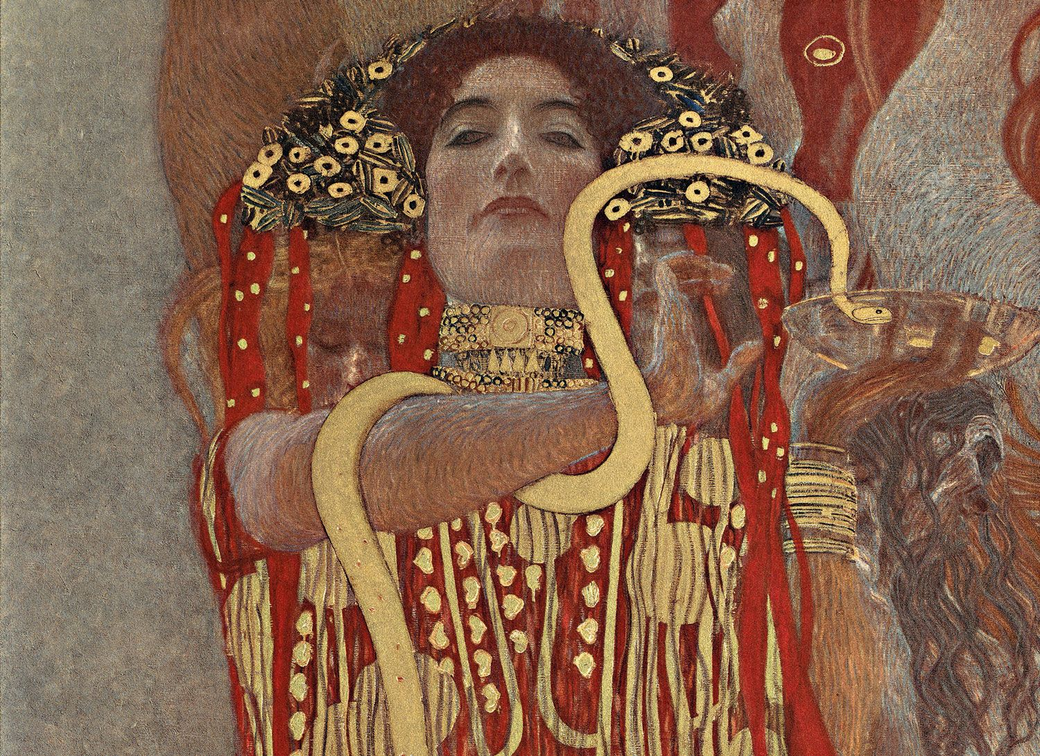 gustav klimt was no stranger to controversy but the