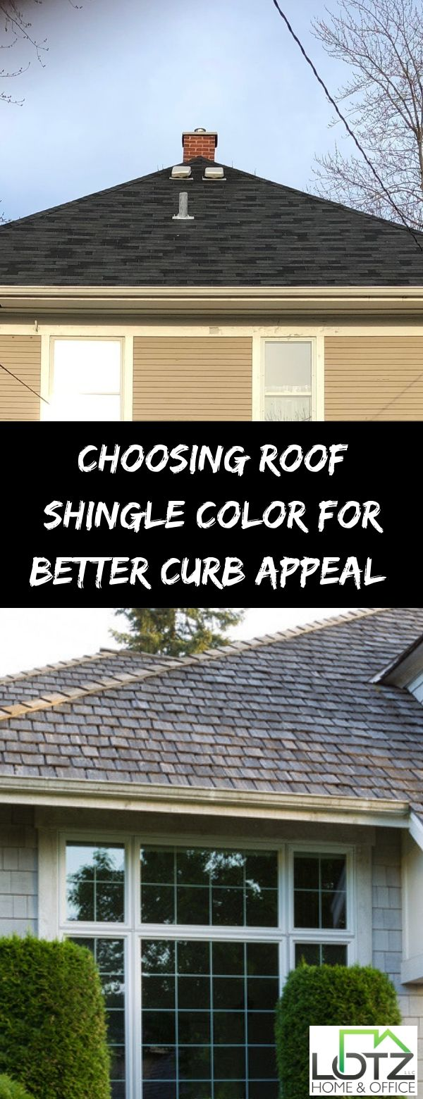 Best Choosing Roof Shingle Color For Better Curb Appeal Roof 400 x 300