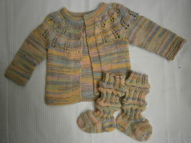Neulotut : Neulesetti vauvalle