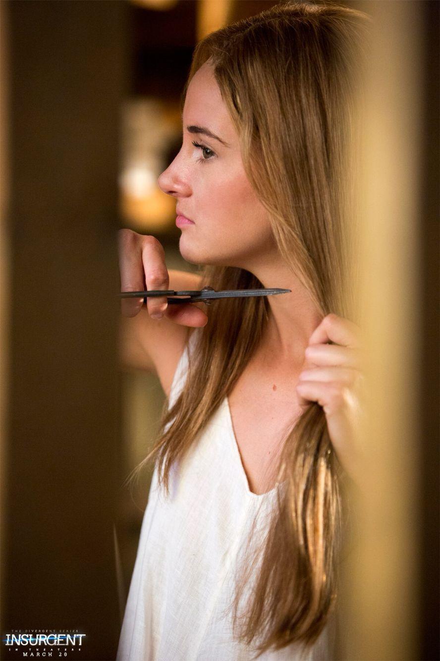 Insurgent  Divergente film, Beaux cheveux, Actrice