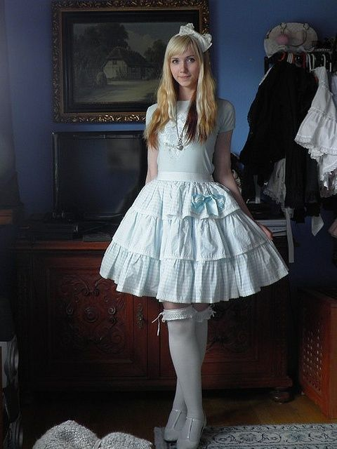 Girly Clothes Yahoo Image Search Results Little Stuff Pinterest Sissi Alternative