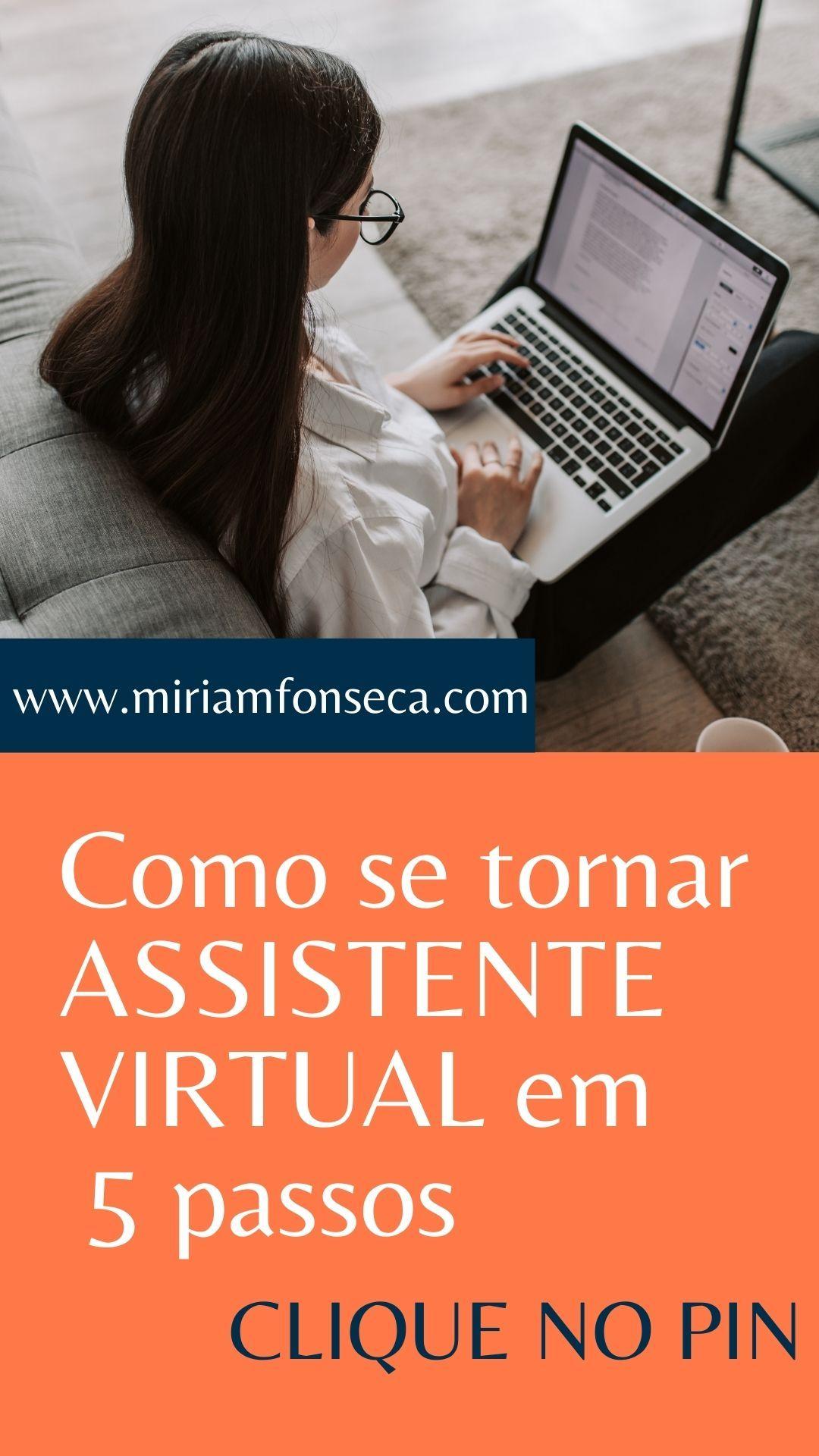 Como se tornar assistente virtual em 5 passos