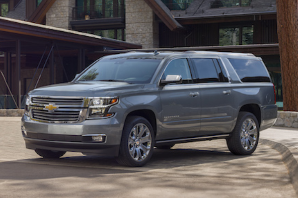 New 2020 Chevrolet Suburban Redesign Release Date Price