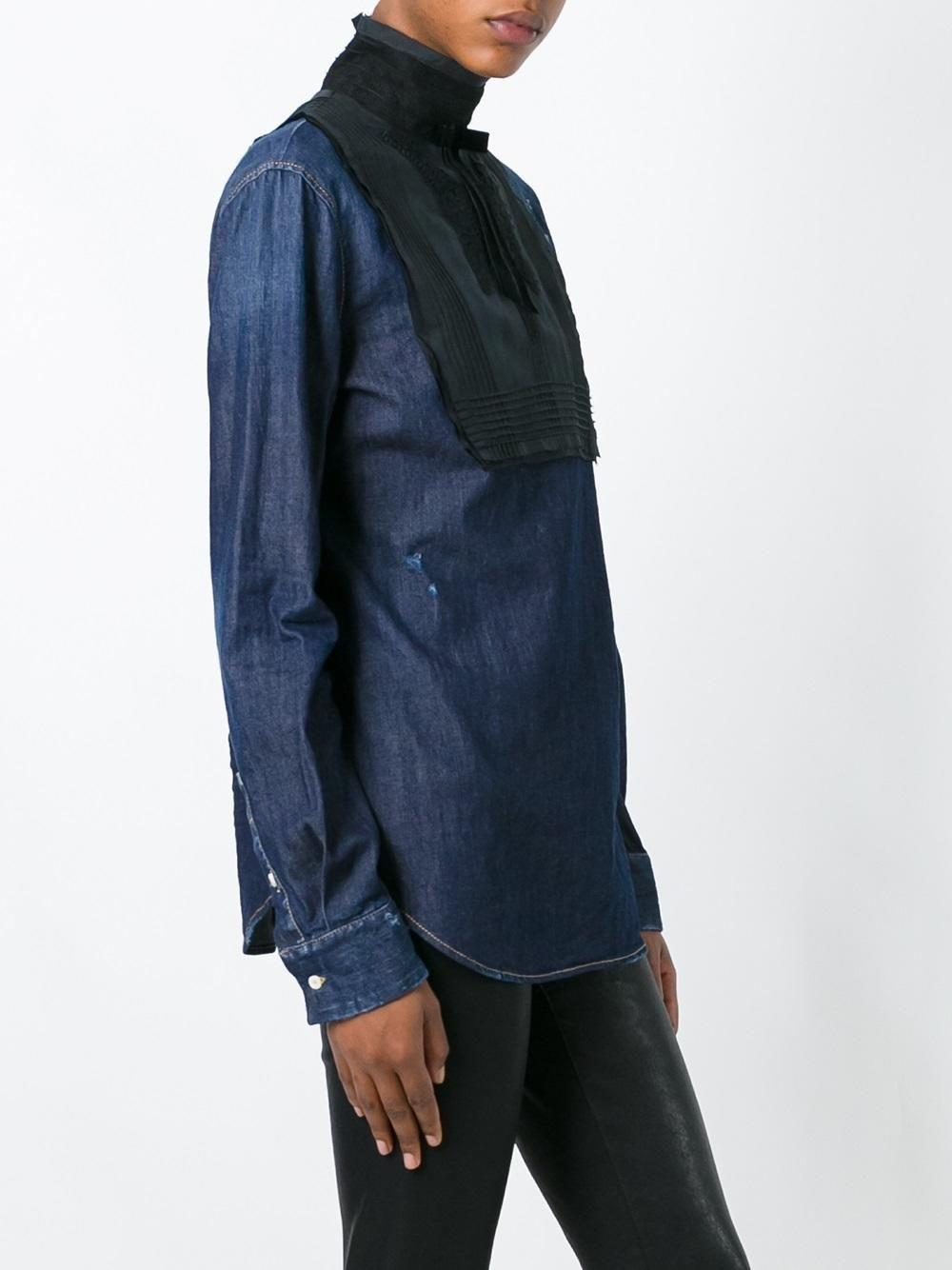 Dsquared2 'Victorian' shirt