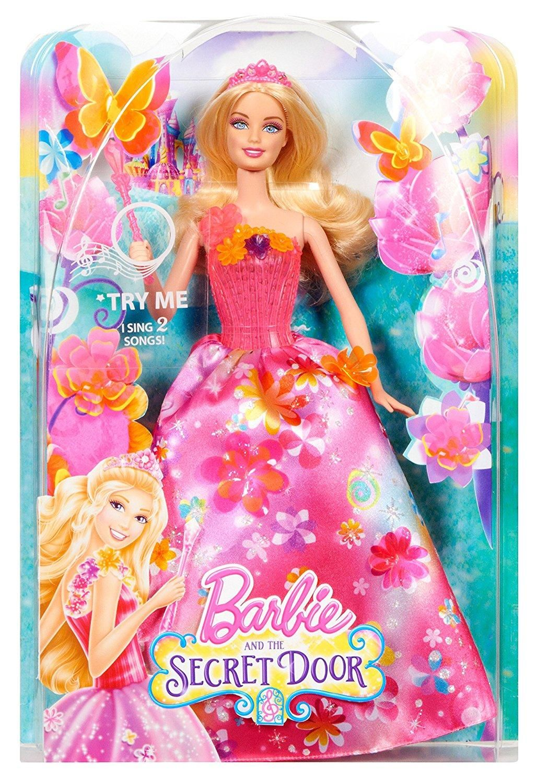 Barbie ต กตาบาร บ Barbie Hair Color And Style Doll บาร บ เปล ยน