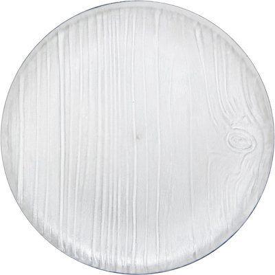 Union Rustic Arnett 10 Melamine Translucent Twig Dinner Plate Color Clear Plastic Plates Plates Dinner Plates