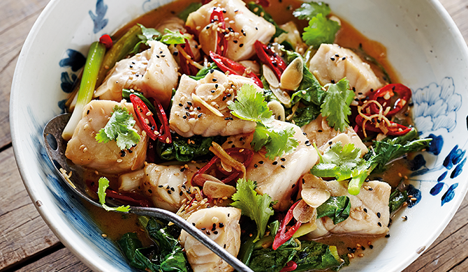 Pete evans ginger fish stir fry fish and shellfish pinterest perfect for those busy days when you dont have much time to cook dinner tuck into this recipe from family food pete evans new cookbook forumfinder Images