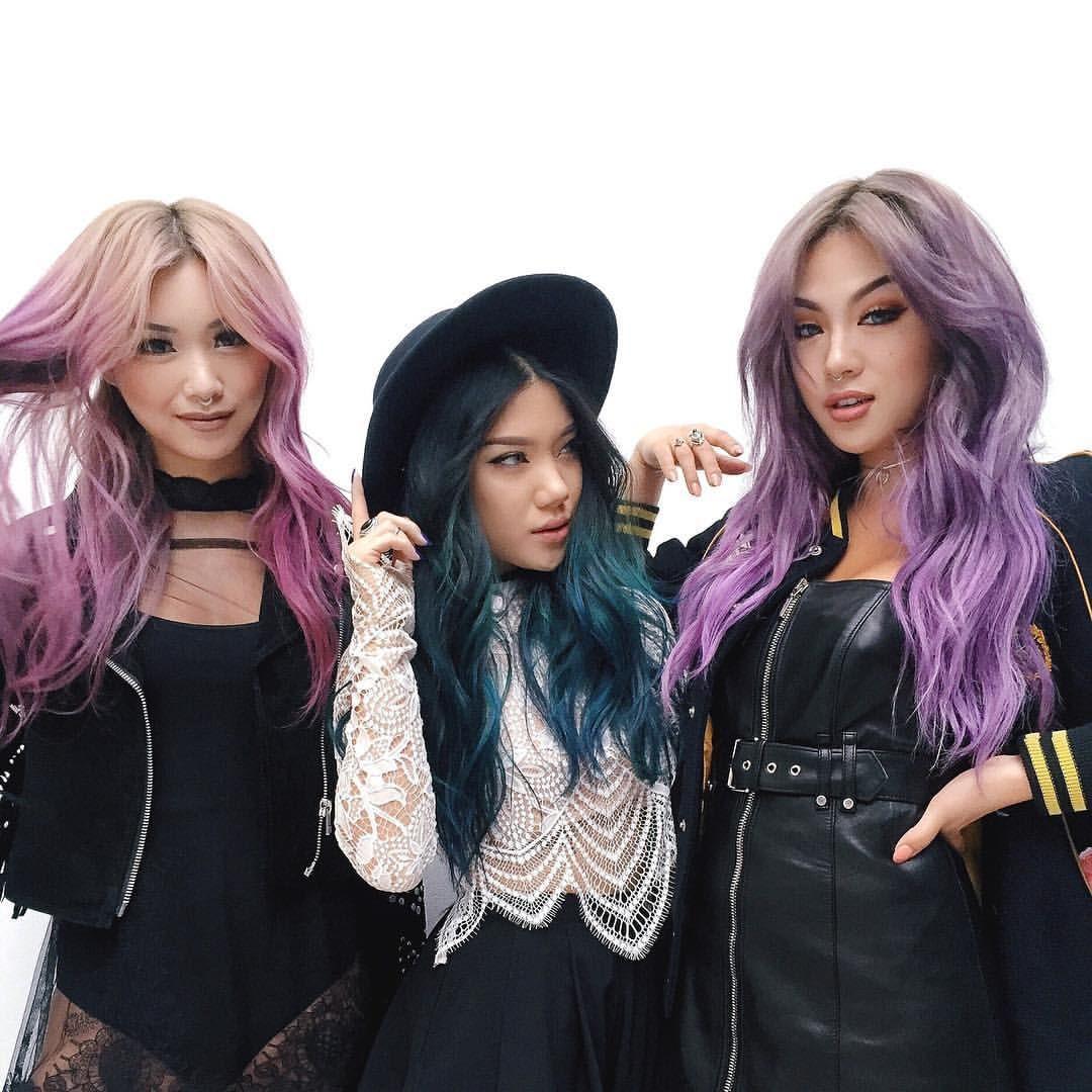 Ellenvlora pastel ombré hair u colourful hair u pinterest