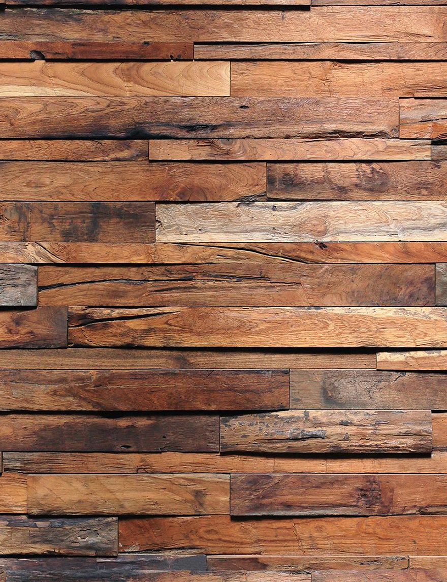 shop today for wall pops reclaimed wood wall mural u0026 deals on wall art official