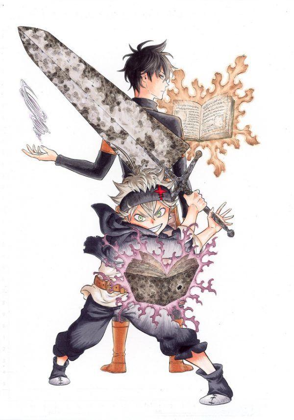 Anime Black Clover Wallpaper Iphone Best Iphone Wallpaper Animasi Gambar Anime Gambar