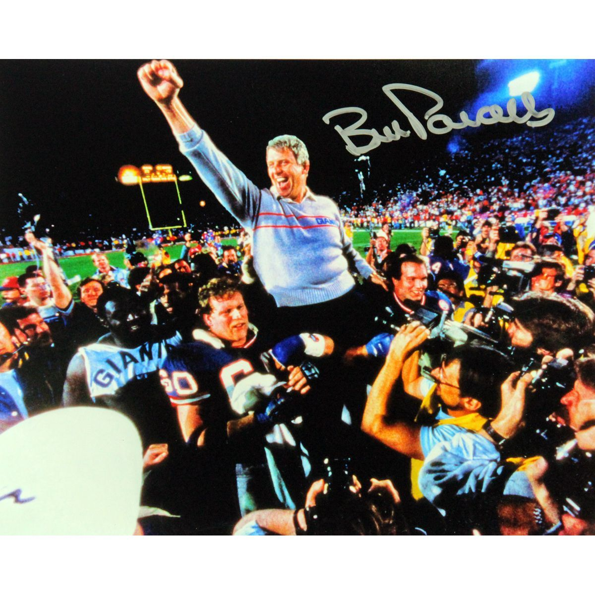Parcells Giants Sweater