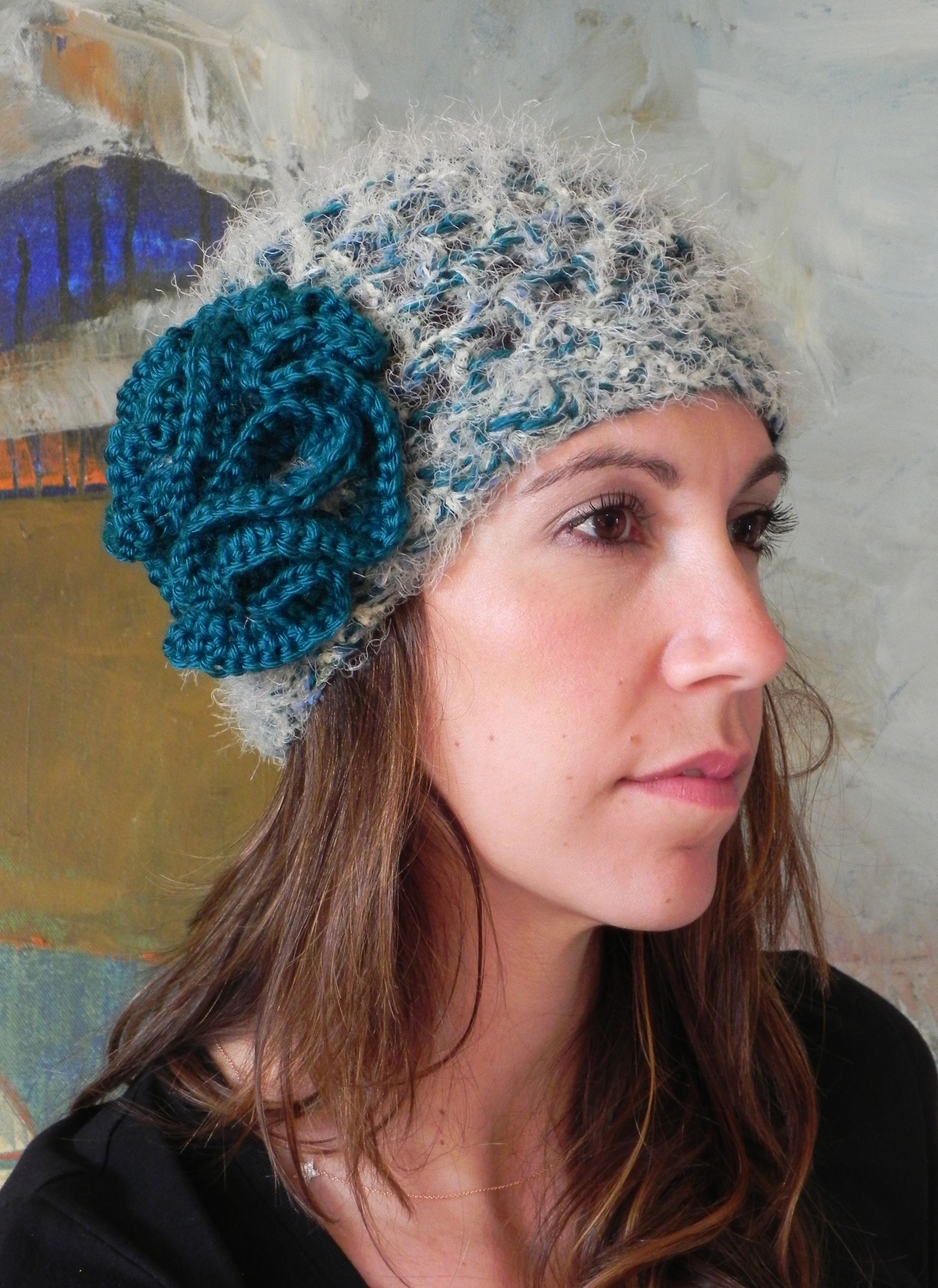 """Hats with Attitude"" by Nancy Bossert"