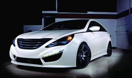 another sexy sonata body kit! | dream cars & motorcycles | pinterest