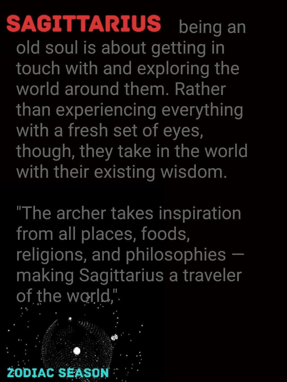 world wisdom horoscopes sagittarius