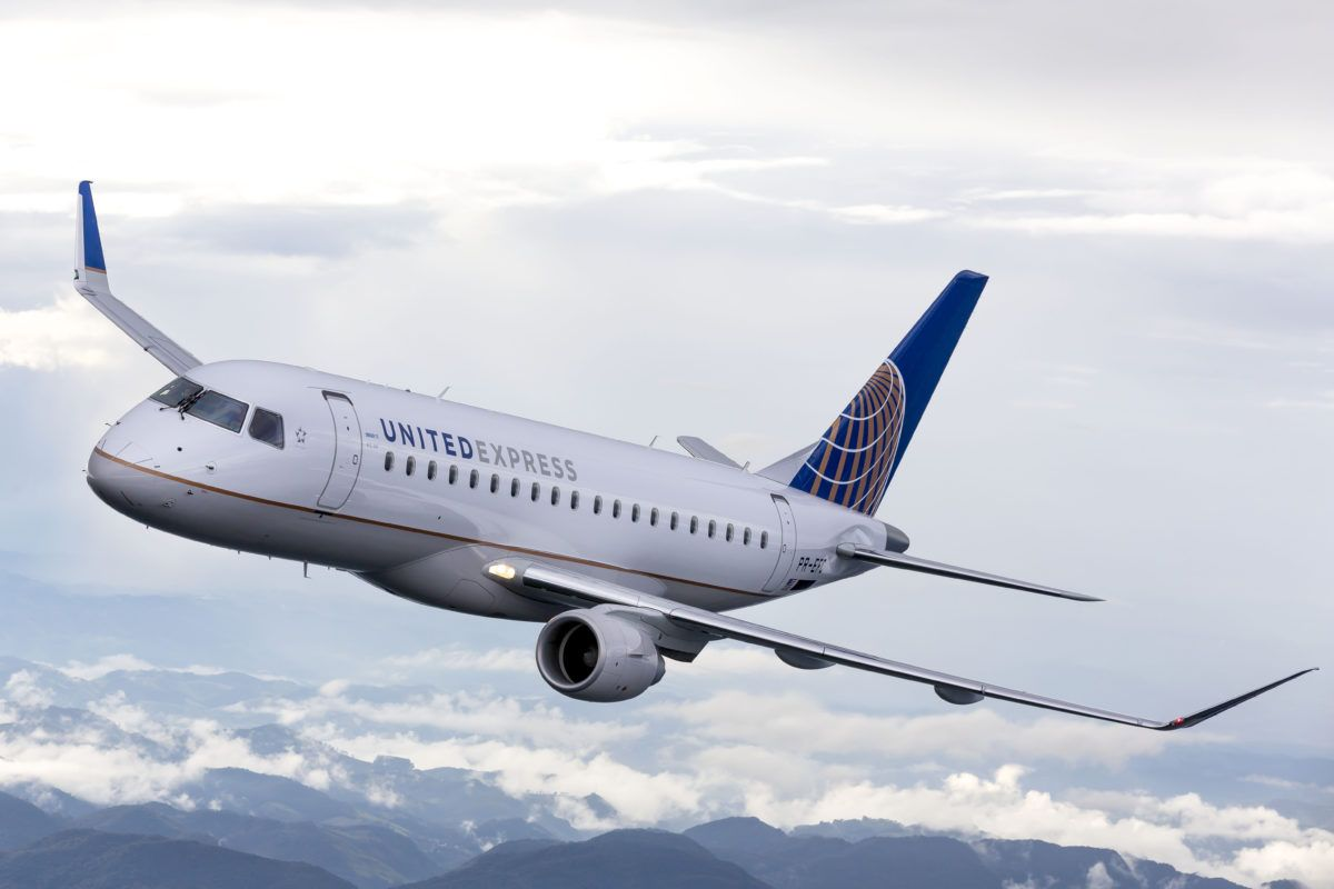 Mesa Airlines Will Fly Additional Embraer E Regional Jets - Cheap flights to mesa