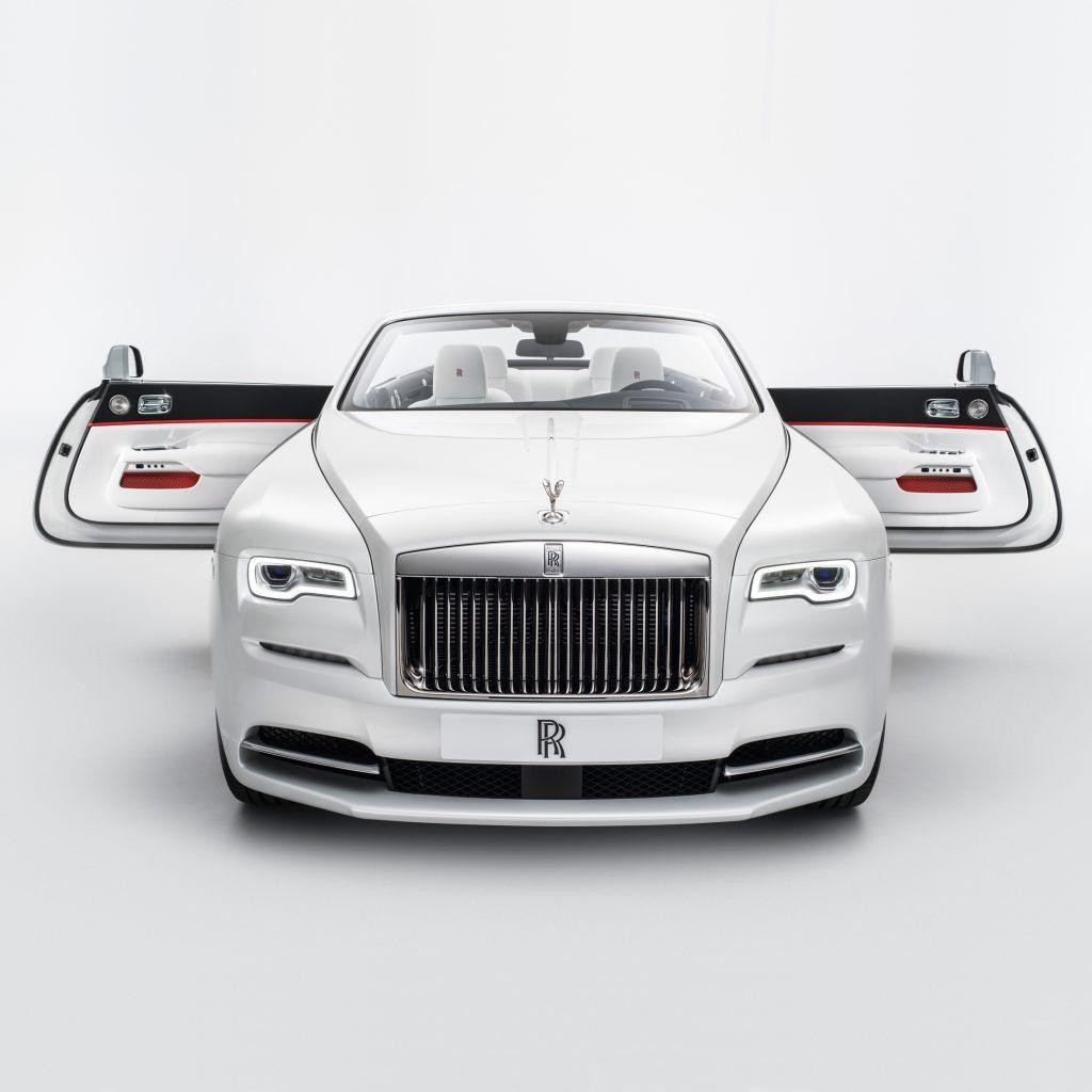 Rolls Royce Dawn Car Inspired By Fashion Rolls Royce Rolls Royce Dawn Royce