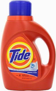 Get Tide Laundry Detergent For 4 50 Per Bottle Online Deal