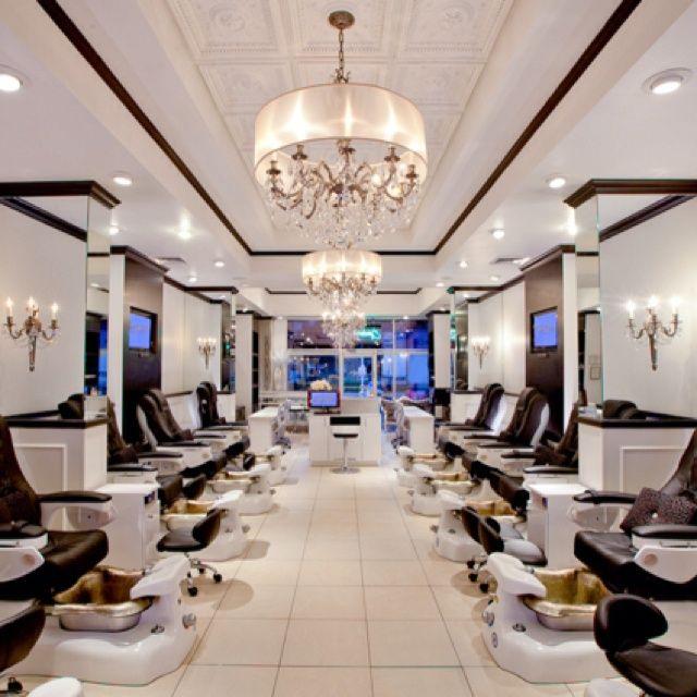 Nail Spa Salon: Nail Salon Design, Posh Nail Spa