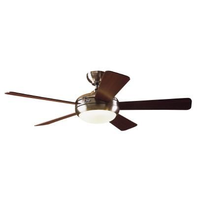 Prime Hunter Palermo Brushed Nickel Ceiling Fan 52 Inch Home Download Free Architecture Designs Photstoregrimeyleaguecom