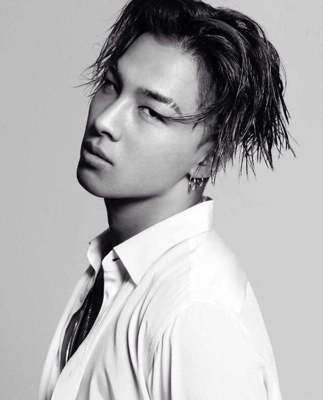 Taeyang for Grazia China magazine June Issue '15