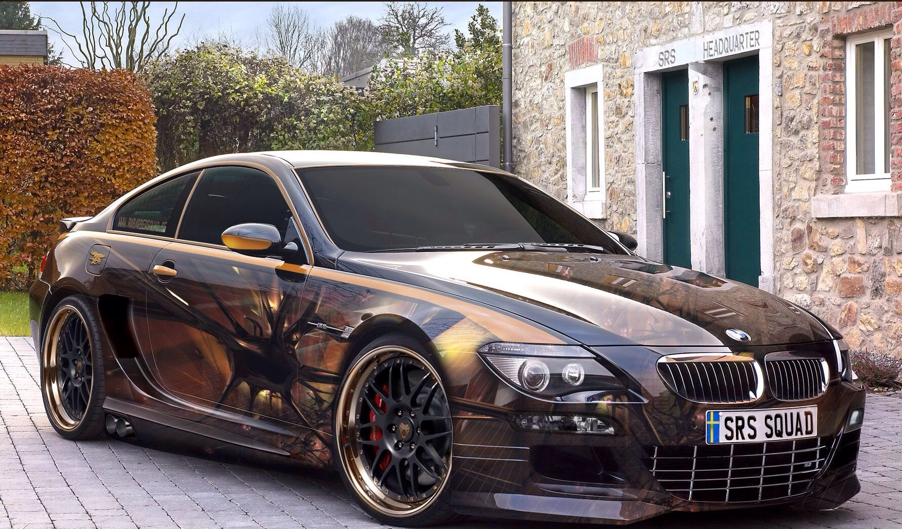 Crazy Paint Jobs Crazy Bmw Bmw Pinterest Bmw And Cars