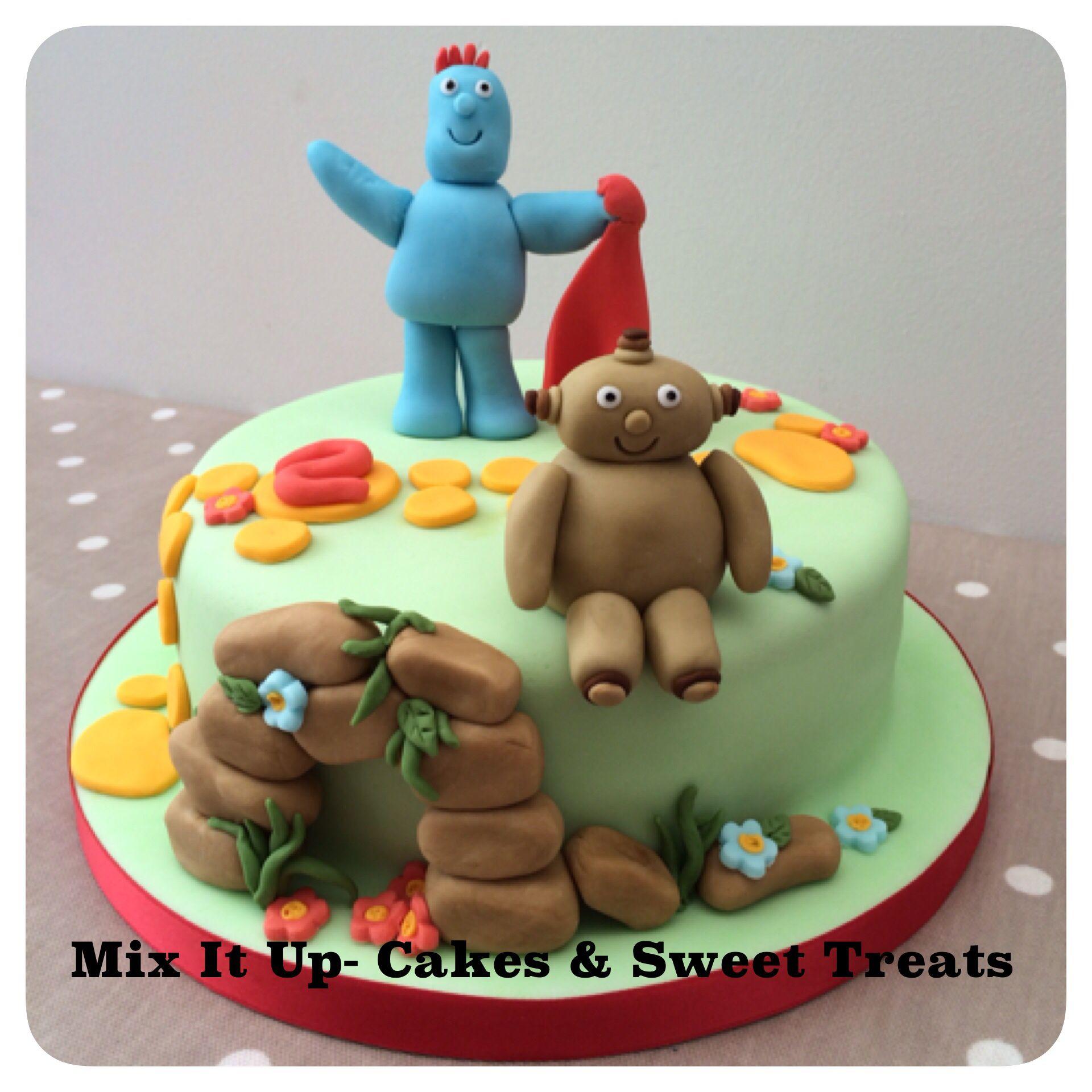 In The Night Garden Birthday Cake | Cake & Sweet Treats | Pinterest ...