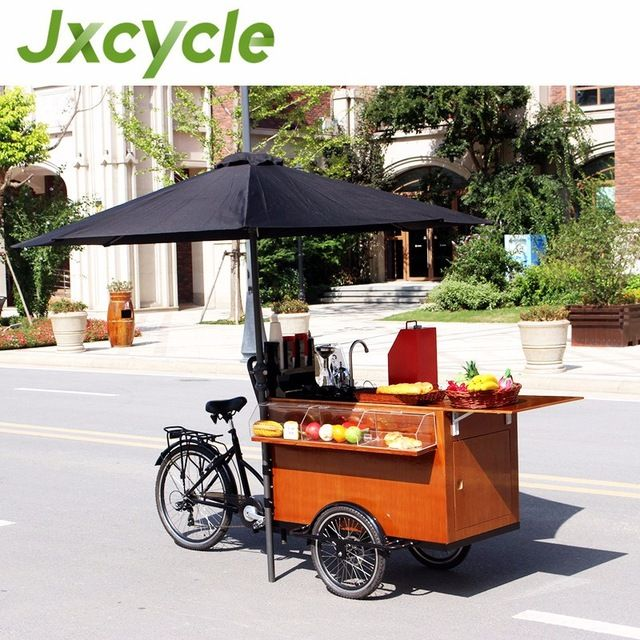 Hot Sale Coffee Bicycle Coffee Bike Mobile Coffee Trike