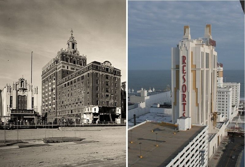 Touring The Abandoned Atlantic City Sites That Inspired The Monopoly Board Atlantic City Historic Hotels Abandoned