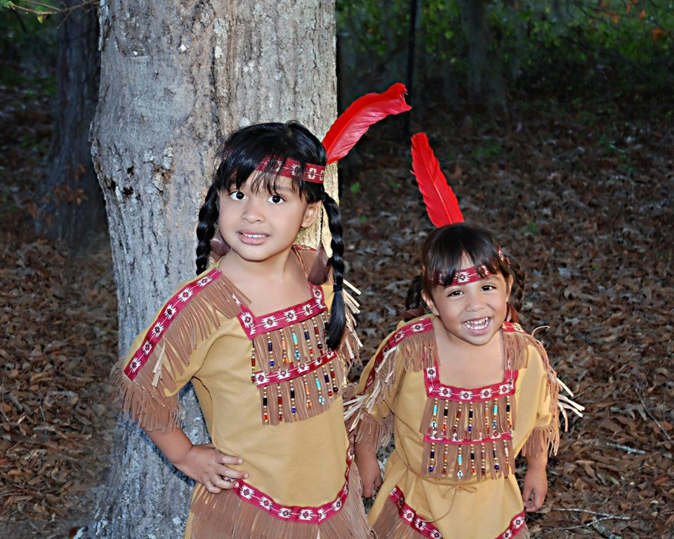 Adorable Little Indians Thanksgiving Halloween Costumes Indian costumes  sc 1 st  Pinterest & Adorable Little Indians Thanksgiving Halloween Costumes Indian ...
