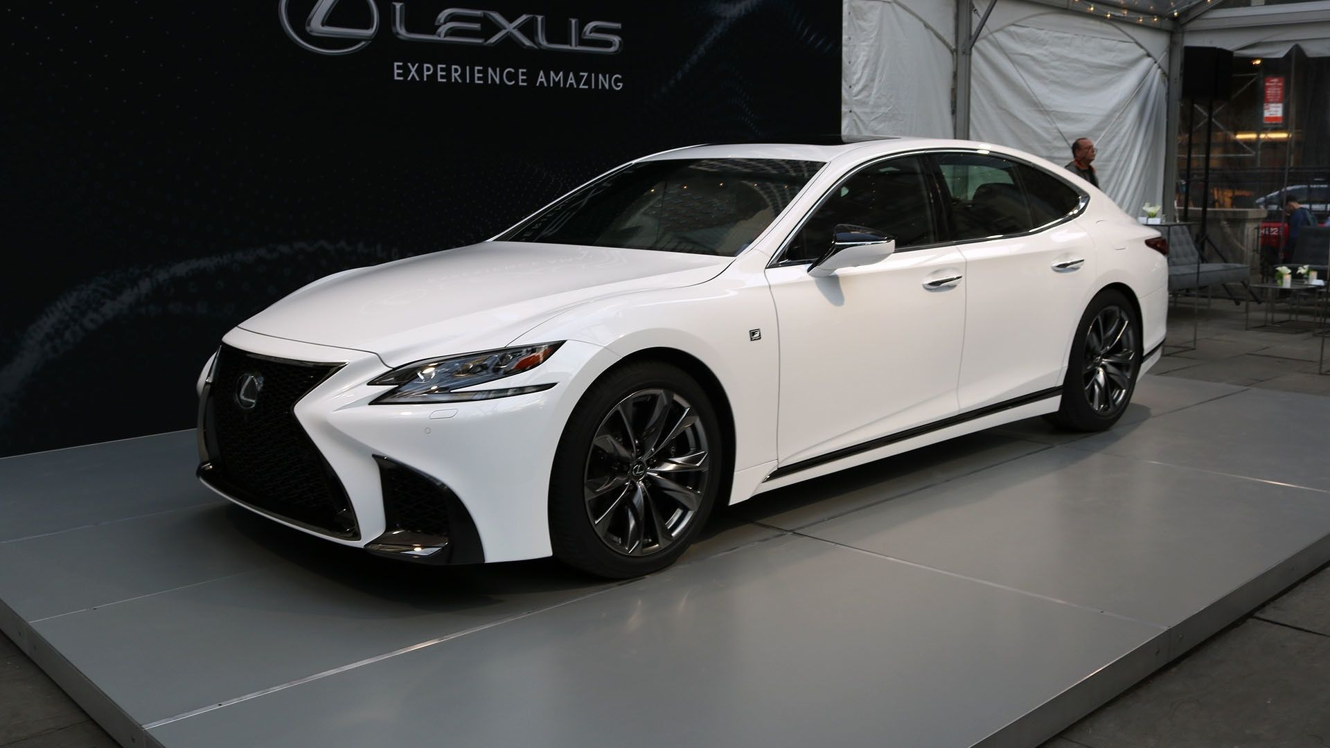 2019 Lexus Ls 500 Lexus Sports Car Lexus Ls Luxury Cars