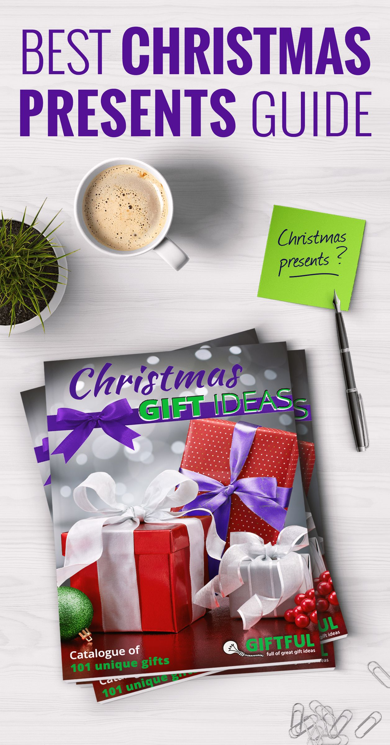 101 Christmas Gift Ideas http://ideas.giftful.co.uk/christmas-gift-ideas/  With our gift ideas catalogue, you'll no longer need to worry about finding  ...