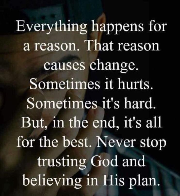 Everything Happens For A Reason Inspirational Quotes Quotes