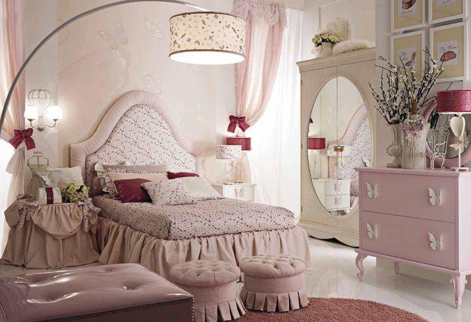 Camerette Dolfi ~ Dolfi childrens room composition includes sherley bed; dresser