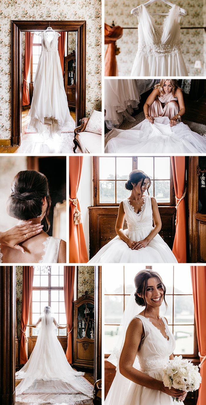 Schloss Miel Hochzeit Ganz In Weiss I Bezaubernde Inspirationen Hochzeit Lustig Weisse Hochzeit Hochzeit