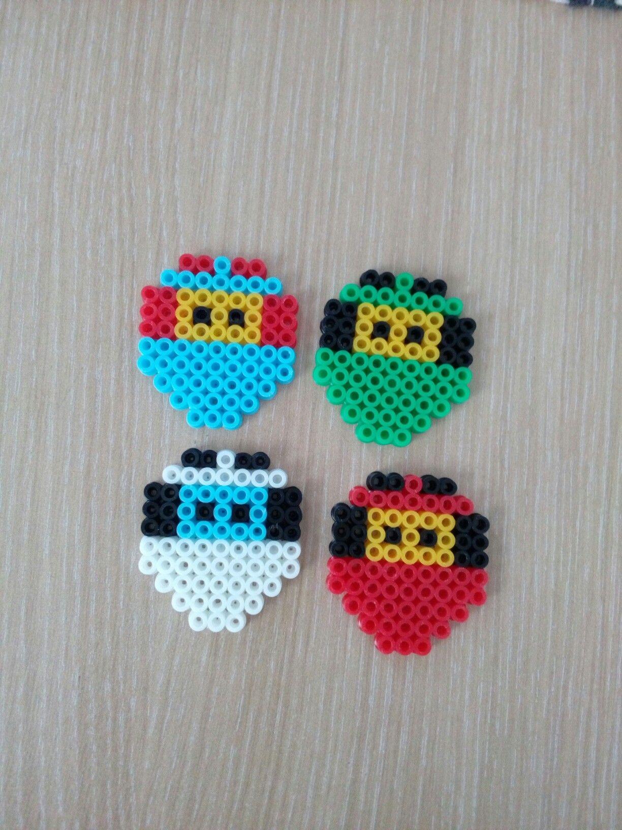 Lego Ninjago Perles à Repasser Perle A Repasser Modeles