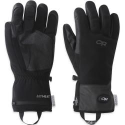 Photo of Outdoor Research Gripper beheizte Sensorhandschuhe | L | Schwarz | Unisex Outdoor Research
