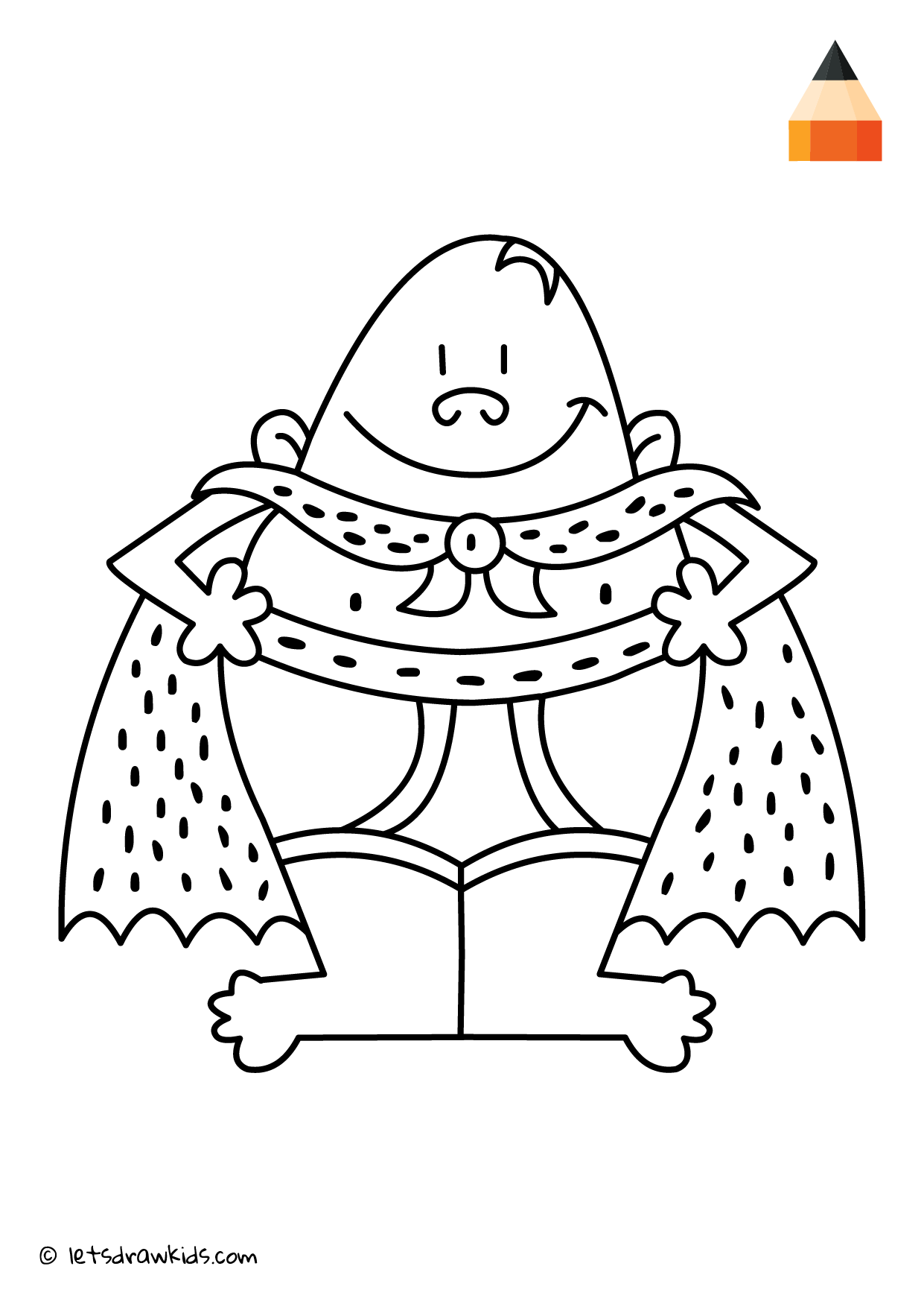 Coloring Page Captain Underpants Captain Underpants Coloring Pages Captain