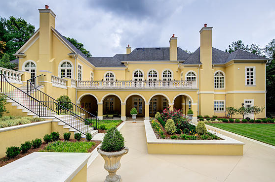 Atlanta Mansions Google Searchnewly Listed 6 7 Million European Inspired Mansion In Ga Homes Of The Rich Web S