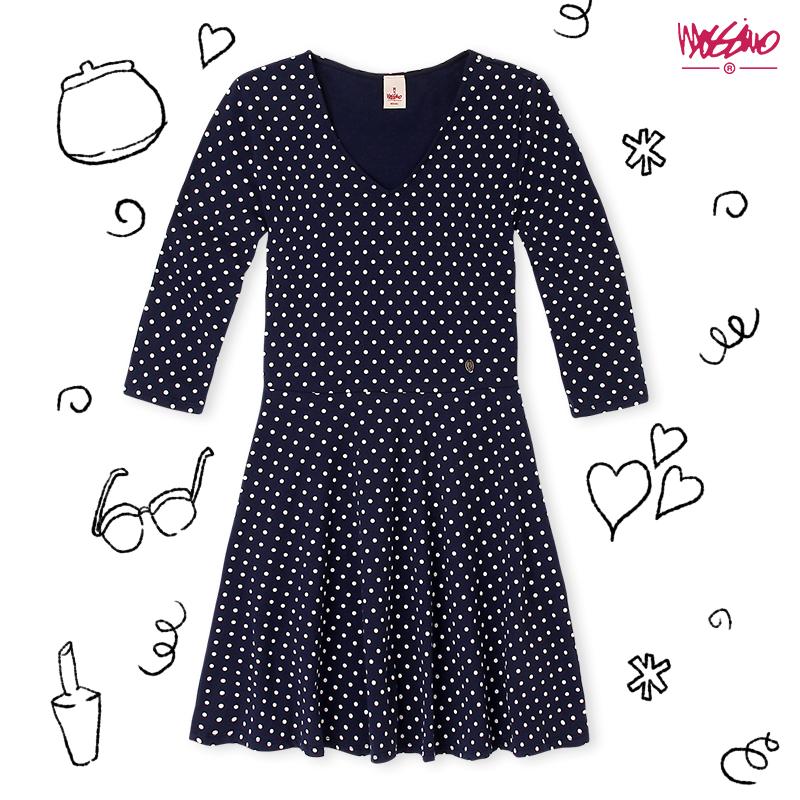 Lleva este vestido Mossimo a todas partes y dale tu propio estilo.