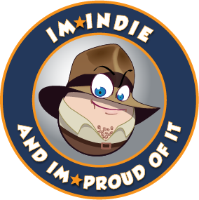 Get your #imindie badge, and join us! #gamedev