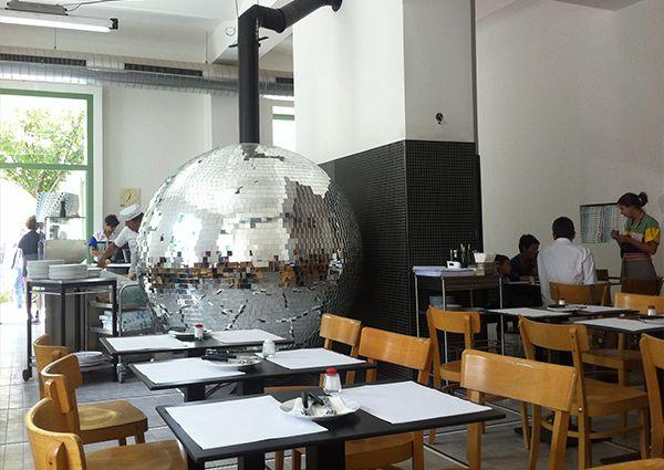 Food Disco Volante neapoletanische Pizzeria